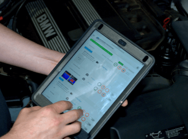 Digital Vehicle Inspection Sea Girt NJ