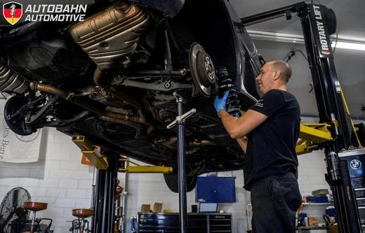 suspension steering